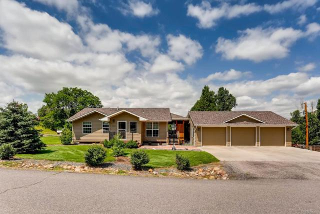 3923 Collins Street, Castle Rock, CO 80108 (#2845047) :: Structure CO Group