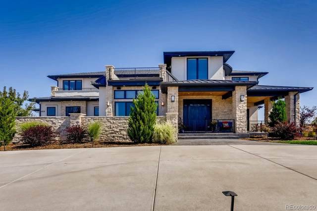 6924 S Espana Way, Centennial, CO 80016 (#2845233) :: The HomeSmiths Team - Keller Williams