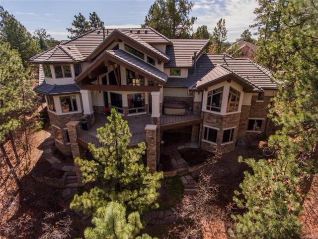 1307 Forest Trails Drive, Castle Pines, CO 80108 (#2845246) :: HomeSmart Realty Group