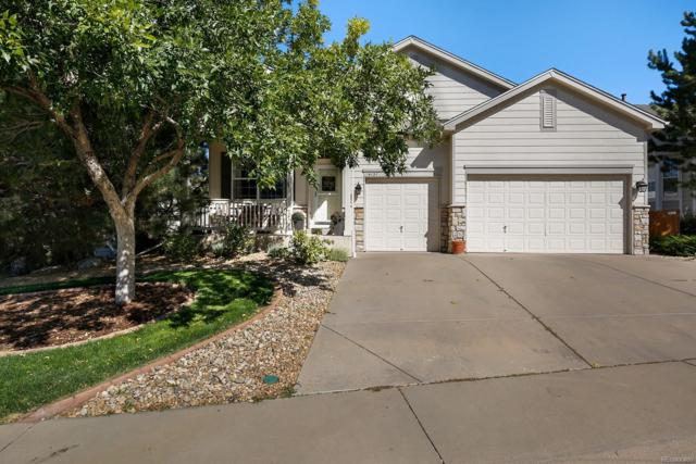 4137 Storm Cloud Way, Castle Rock, CO 80104 (MLS #2845263) :: 8z Real Estate