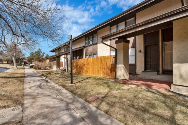 3737 S Granby Way, Aurora, CO 80014 (MLS #2845272) :: 8z Real Estate