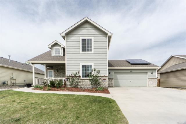1495 S Cattleman Drive, Milliken, CO 80543 (MLS #2845409) :: 8z Real Estate