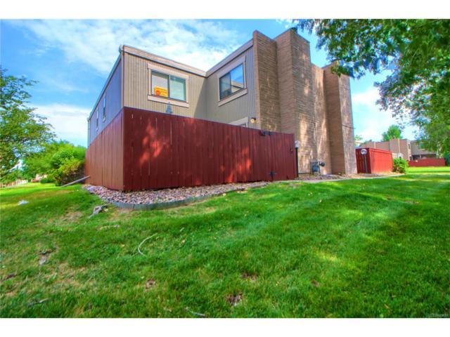1213 S Yosemite Way #49, Denver, CO 80247 (MLS #2845420) :: 8z Real Estate