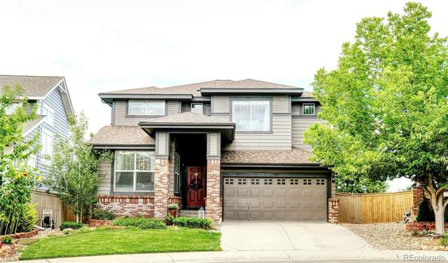 3131 Braeburn Place, Highlands Ranch, CO 80126 (#2845495) :: The Brokerage Group