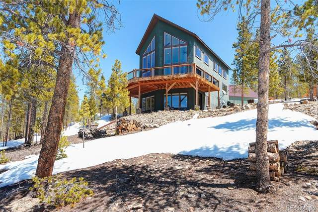 1500 County Road 36, Leadville, CO 80461 (#2845787) :: The Brokerage Group