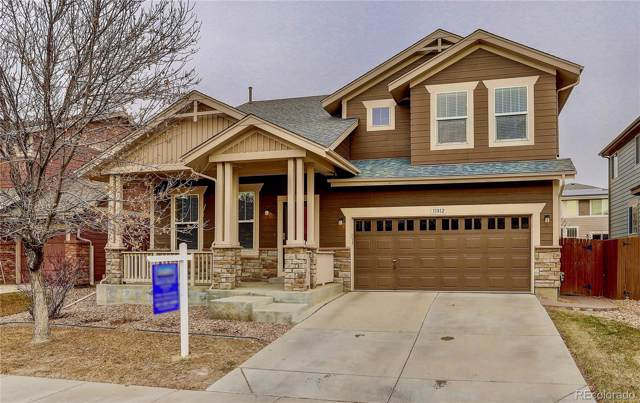 11812 Lewiston Street, Commerce City, CO 80022 (#2846303) :: The Peak Properties Group
