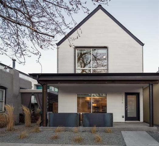 3316 Osage Street, Denver, CO 80211 (#2846449) :: Real Estate Professionals