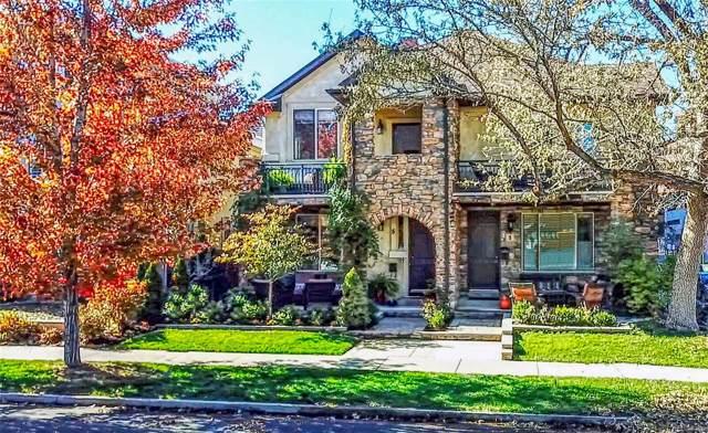 5 S Monroe Street, Denver, CO 80209 (#2846546) :: Mile High Luxury Real Estate