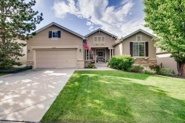 1031 Deer Clover Way, Castle Pines, CO 80108 (#2847005) :: The Heyl Group at Keller Williams