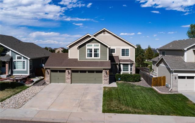 16043 Butterwort Circle, Parker, CO 80134 (MLS #2847198) :: 8z Real Estate