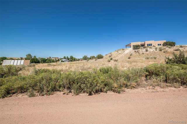 161 W Blue Hills Drive, Pueblo West, CO 81007 (MLS #2847217) :: Bliss Realty Group