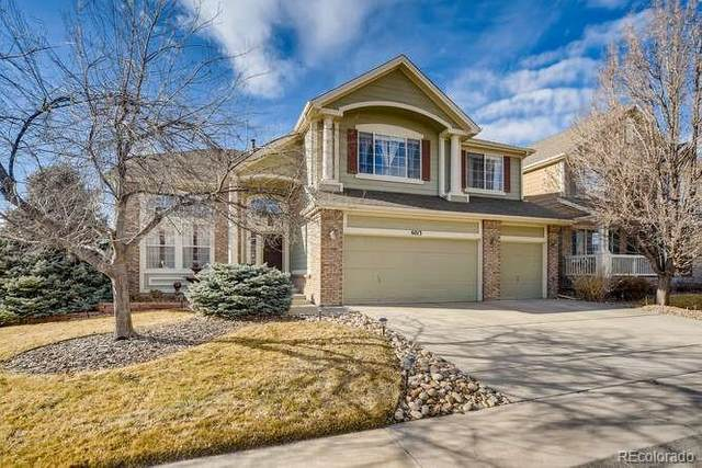 6013 S Ukraine Circle, Aurora, CO 80015 (#2847232) :: The Griffith Home Team