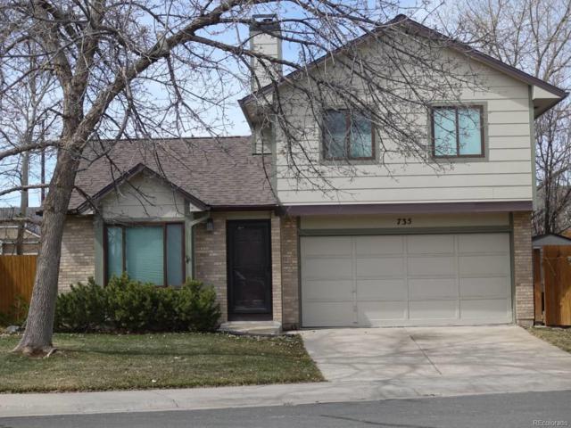 735 Howe Street, Castle Rock, CO 80104 (#2847274) :: HomePopper