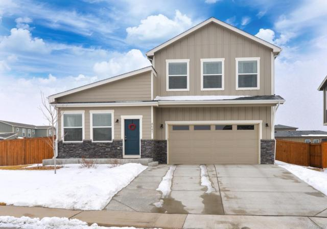 4547 Ketchum Drive, Wellington, CO 80549 (MLS #2847601) :: 8z Real Estate