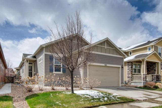 9105 Ellis Way, Arvada, CO 80005 (#2847905) :: Compass Colorado Realty
