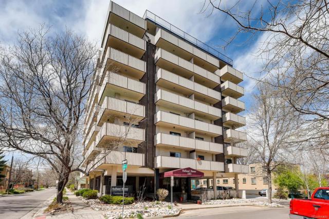 1313 Steele Street #505, Denver, CO 80206 (#2848310) :: Wisdom Real Estate