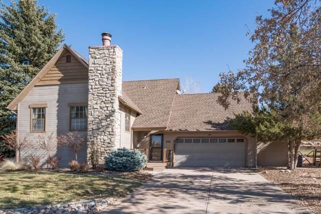 806 Cinnamon Court, Castle Rock, CO 80104 (#2848657) :: The Peak Properties Group