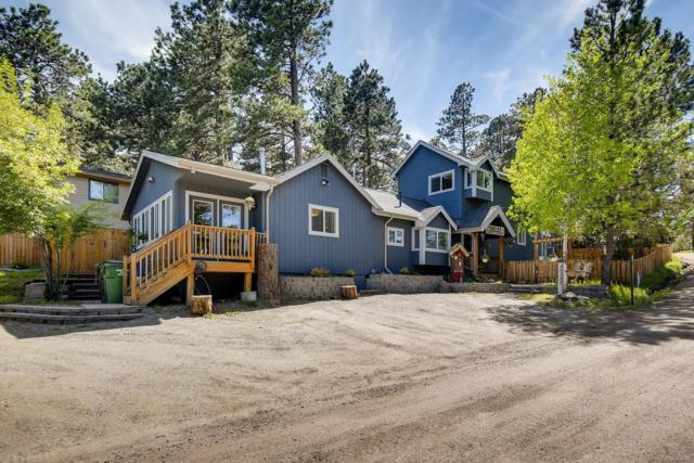 30232 Spruce Road, Evergreen, CO 80439 (#2848658) :: The Heyl Group at Keller Williams