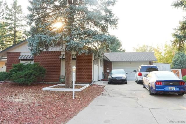 1685 S Kenton Way, Aurora, CO 80012 (#2848913) :: The Dixon Group