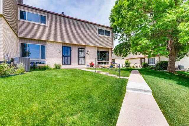 4217 W Ponds Circle, Littleton, CO 80123 (MLS #2850082) :: 8z Real Estate