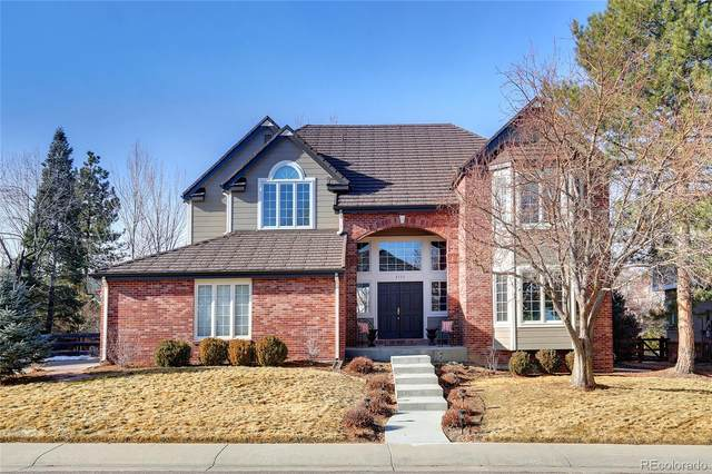 9755 Edgewater Place, Lone Tree, CO 80124 (#2850508) :: The Gilbert Group