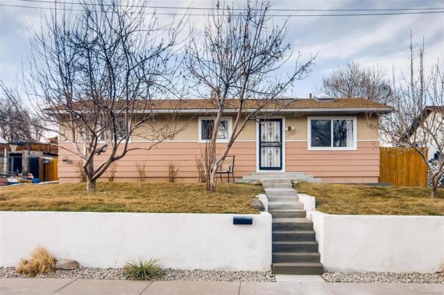 2585 W Vassar Avenue, Denver, CO 80219 (#2850551) :: 5281 Exclusive Homes Realty