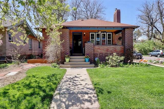 1649 Dahlia Street, Denver, CO 80220 (#2851581) :: HomeSmart