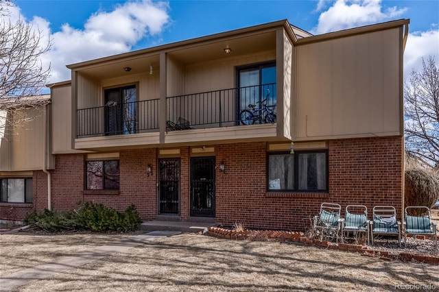 750 Tabor Street #31, Lakewood, CO 80401 (#2852505) :: The Dixon Group