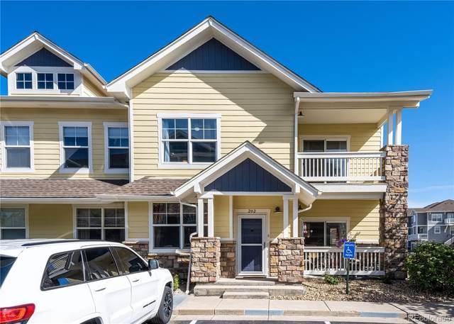 9569 Pearl Circle #202, Parker, CO 80134 (MLS #2852520) :: Find Colorado