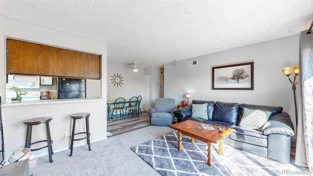 3351 S Field Street #116, Lakewood, CO 80227 (#2852968) :: My Home Team