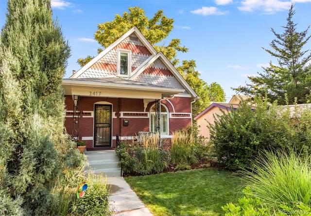 3417 W 33rd Avenue, Denver, CO 80211 (#2853162) :: Compass Colorado Realty