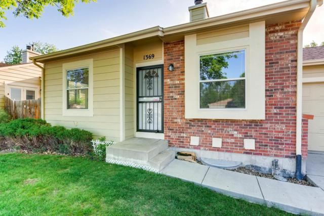 1369 S Zenobia Street, Denver, CO 80219 (#2853538) :: The Galo Garrido Group