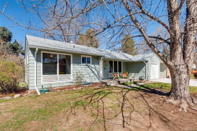 2841 S Jackson Street, Denver, CO 80210 (#2853818) :: Wisdom Real Estate
