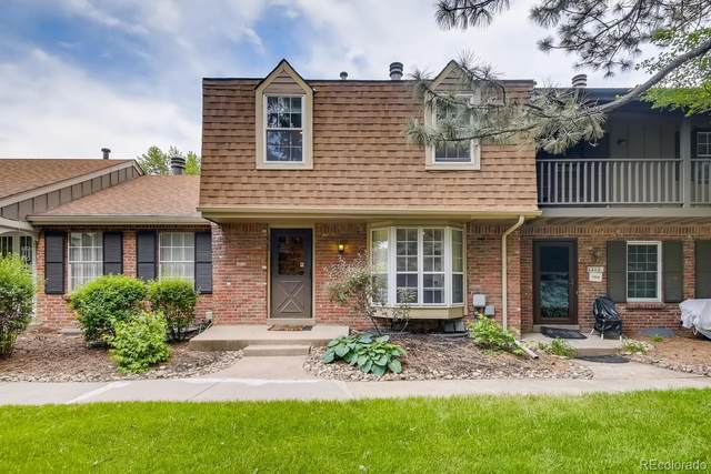 7505 W Yale Avenue #2302, Denver, CO 80227 (MLS #2853868) :: 8z Real Estate