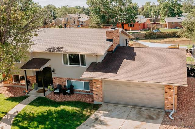 1133 S Holland Street, Lakewood, CO 80232 (#2854025) :: You 1st Realty