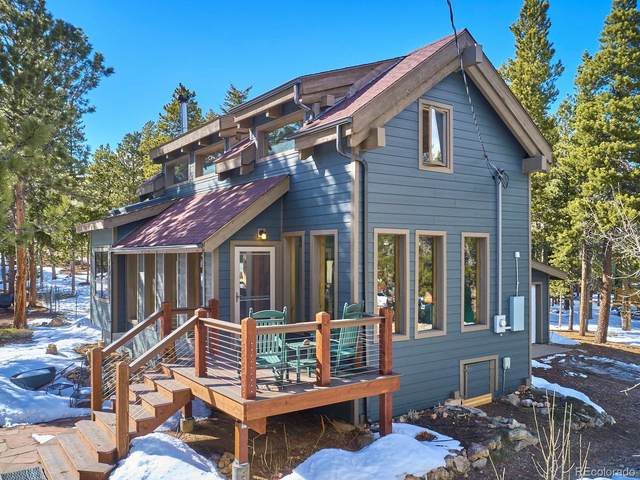 276 N Sky View Drive, Nederland, CO 80466 (#2854088) :: The Harling Team @ Homesmart Realty Group