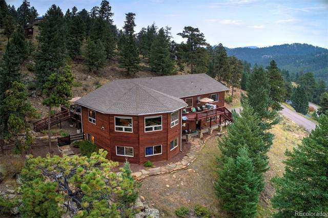 6925 Sprucedale Park Way, Evergreen, CO 80439 (#2854390) :: The DeGrood Team