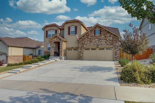 25443 E Aberdeen Drive, Aurora, CO 80016 (MLS #2854725) :: 8z Real Estate