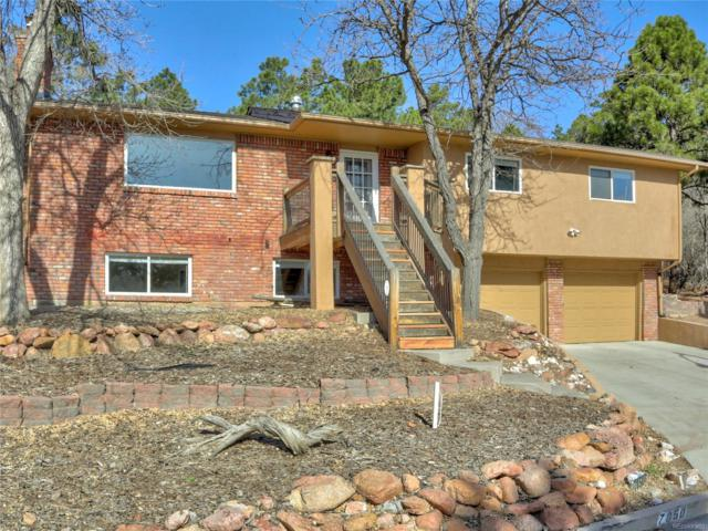 7050 Buckhorn Circle, Colorado Springs, CO 80919 (MLS #2854925) :: Colorado Real Estate : The Space Agency