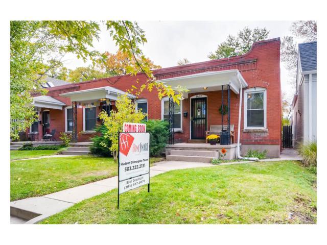 1637 S Emerson Street, Denver, CO 80210 (MLS #2854972) :: 8z Real Estate