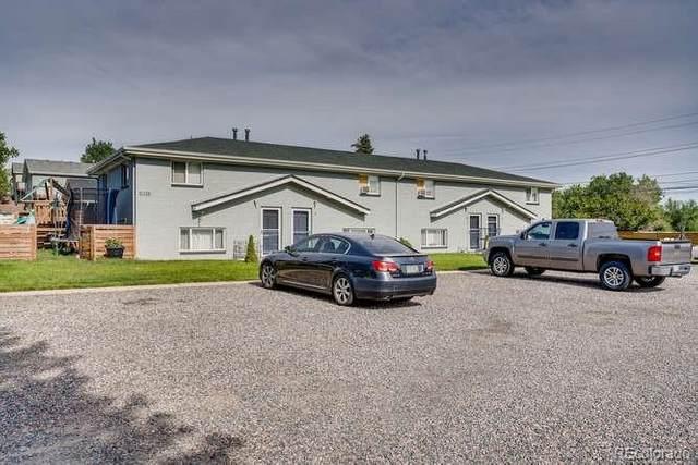 10313 W 41st Avenue 1-4, Wheat Ridge, CO 80033 (MLS #2854976) :: Neuhaus Real Estate, Inc.