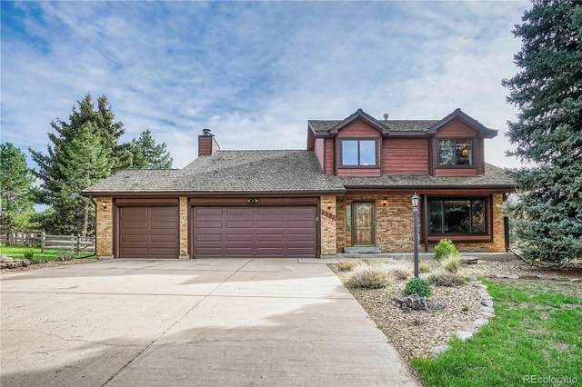 6591 N Windmont Avenue, Parker, CO 80134 (#2855052) :: The Healey Group
