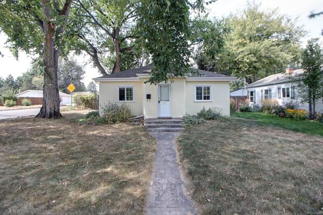 401 Park Street, Fort Collins, CO 80521 (#2855271) :: The Peak Properties Group