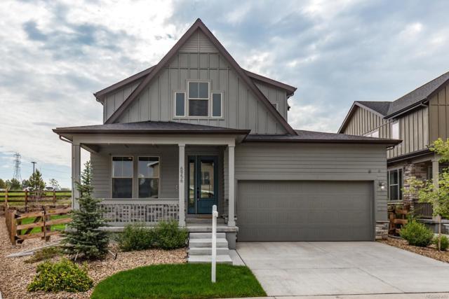 6956 S Buchanan Court, Aurora, CO 80016 (MLS #2855475) :: 8z Real Estate