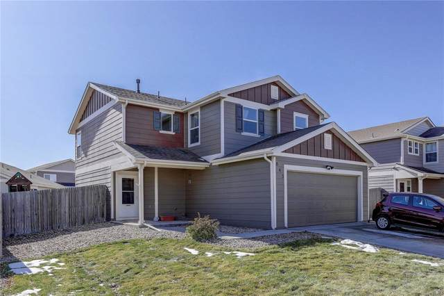 843 Sunrise Drive, Lochbuie, CO 80603 (#2855951) :: James Crocker Team