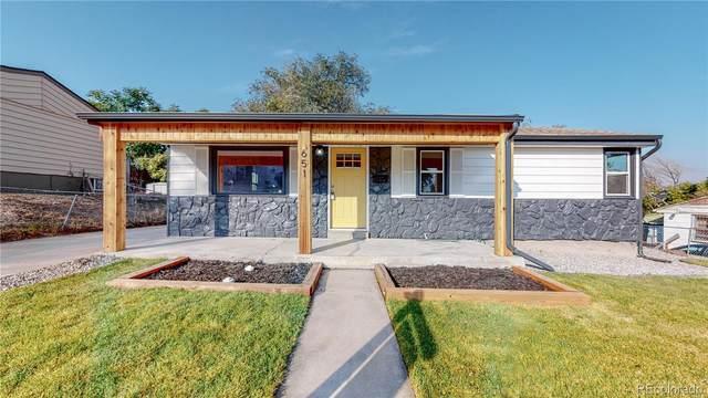 651 Vrain Street, Denver, CO 80204 (#2856097) :: The Gilbert Group