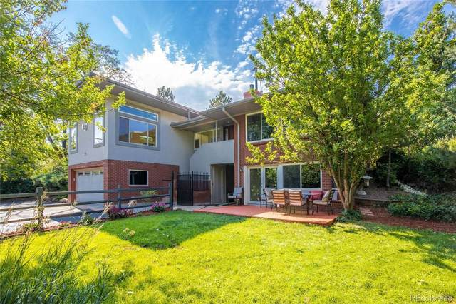 14915 Echo Drive, Golden, CO 80401 (MLS #2856644) :: 8z Real Estate