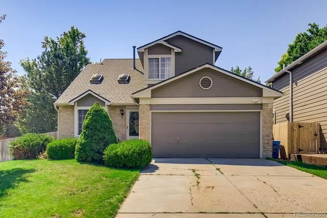 12676 W Crestline Avenue, Littleton, CO 80127 (#2857708) :: iHomes Colorado