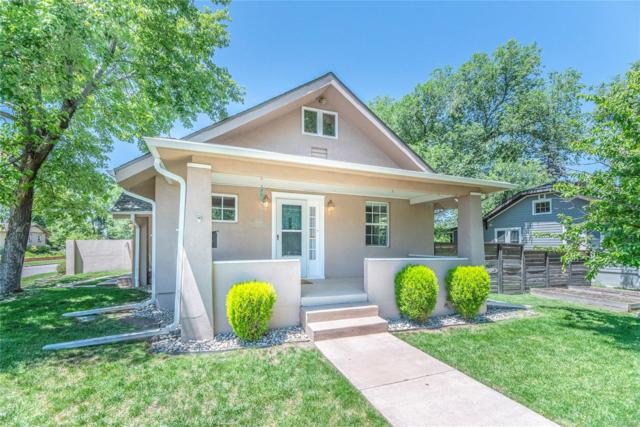 1891 S Downing Street, Denver, CO 80210 (MLS #2857829) :: 8z Real Estate
