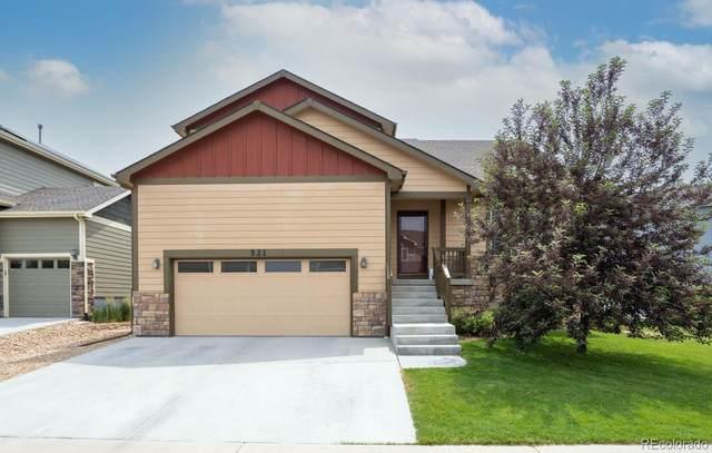 521 Dakota Court, Windsor, CO 80550 (#2858207) :: The Colorado Foothills Team | Berkshire Hathaway Elevated Living Real Estate